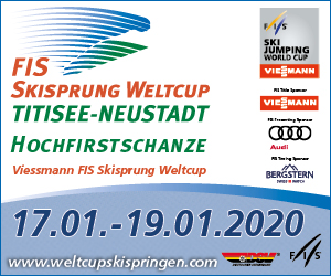 Weltcup-Skispringen 2020 in Titisee-Neustadt