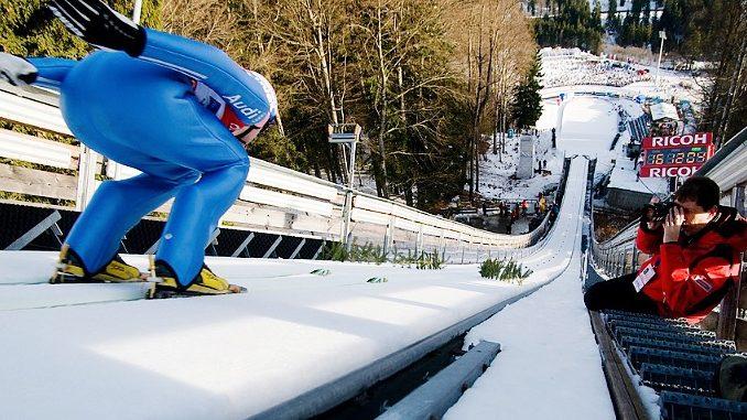 Richard Freitag im deutschen Aufgebot für Skiflug-WM in Oberstdorf