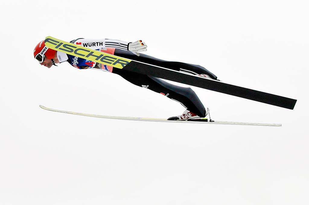 skispringen wisla live