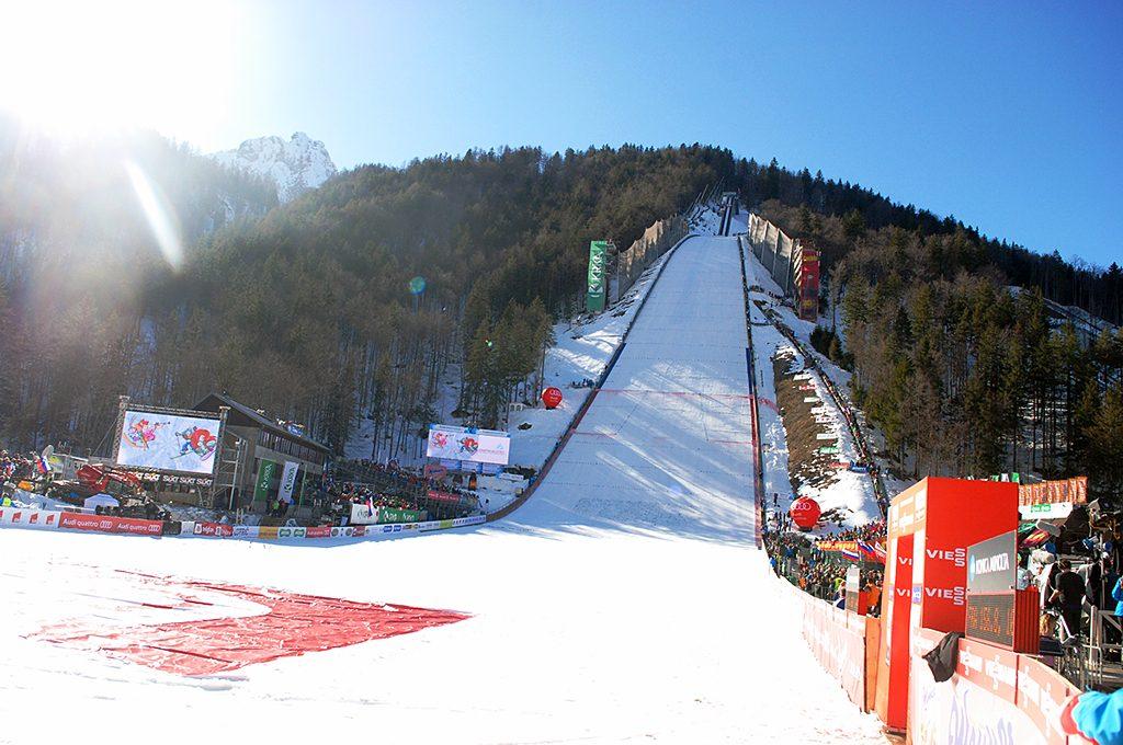 Planica Skiflugschanze