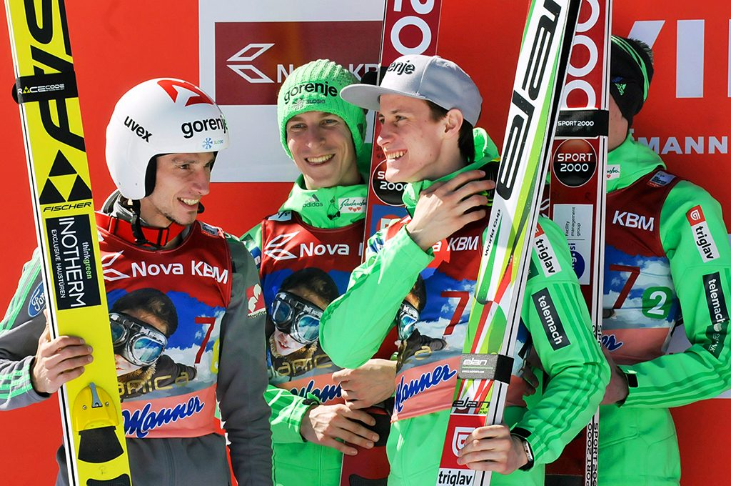 Team Slowenien