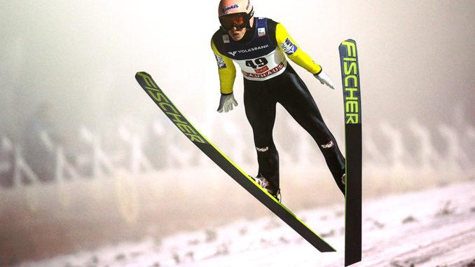 Skispringer Freitag führt in Wisla - Alle Deutsche im Finale