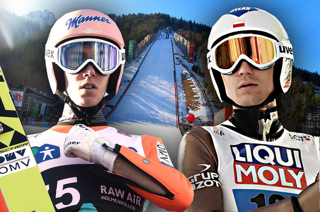 Stefan Kraft, Kamil Stoch