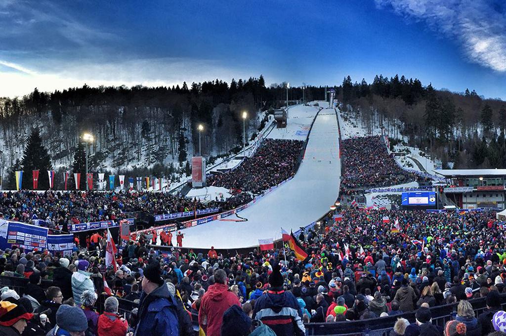 Skispringen Kalender
