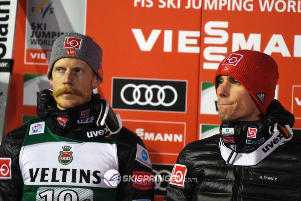 Robert Johansson, Daniel Andre Tande