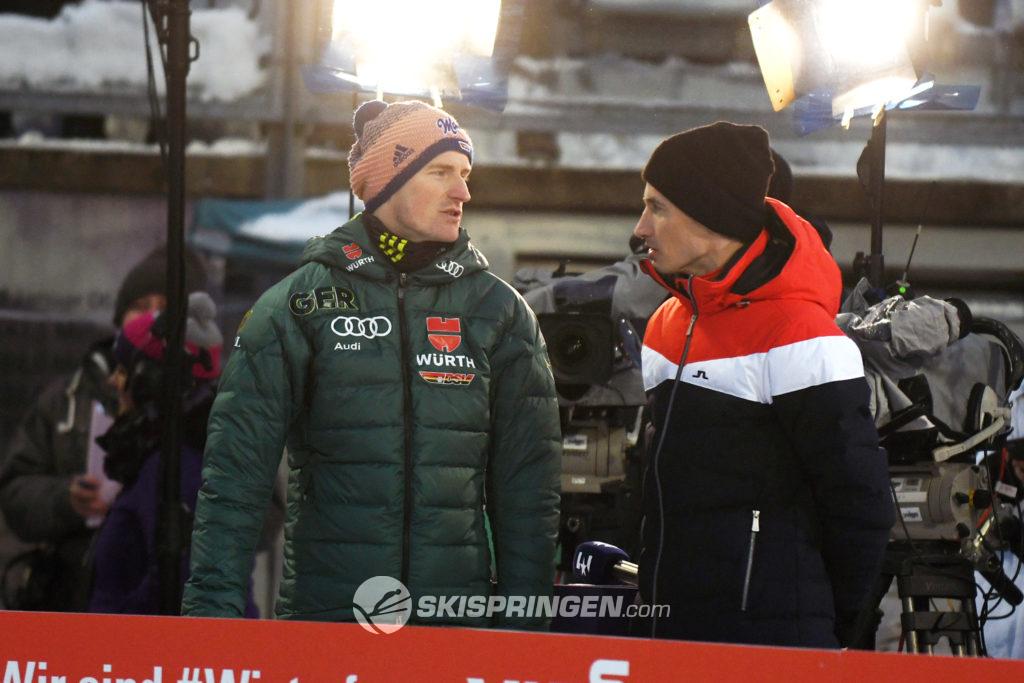 Severin Freund, Martin Schmitt