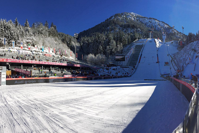 Qualifikation Oberstdorf