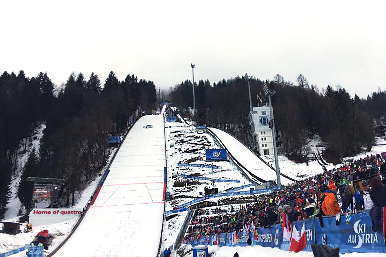 vierschanzentournee 2019 bischofshofen