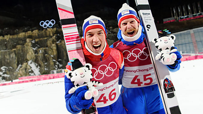 Olympia: Hayböck fiel bei Stochs Triumph aus Medaillenrängen