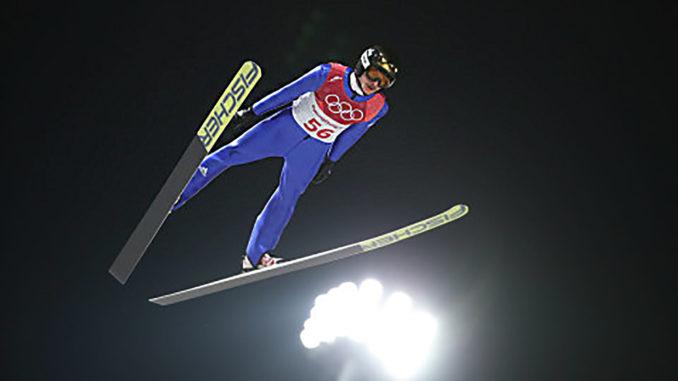 Finnland Skispringen