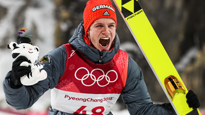 Andreas Wellinger Olympia 2021