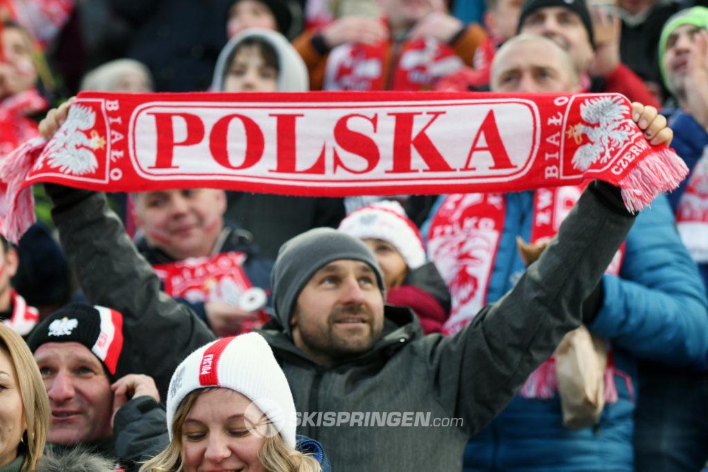 Fans Polen