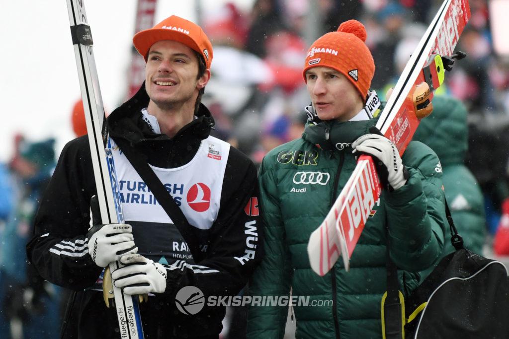 Andreas Wank, Karl Geiger