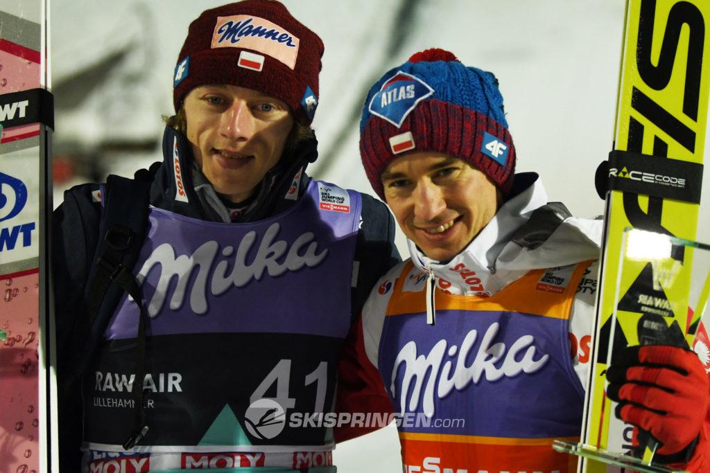 Dawid Kubacki, Kamil Stoch