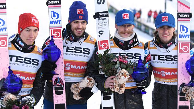 norwegische skispringer