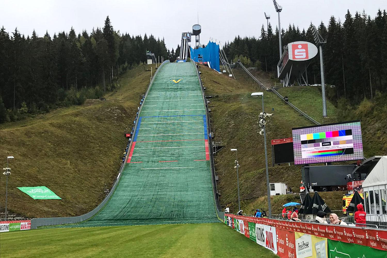 Klingenthal Skispringen