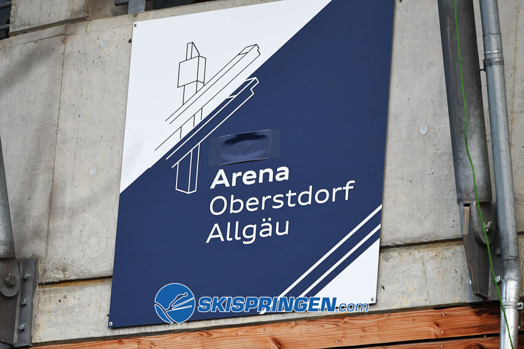Allgäu Arena Oberstdorf
