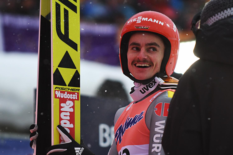 Richard Freitag Skispringer