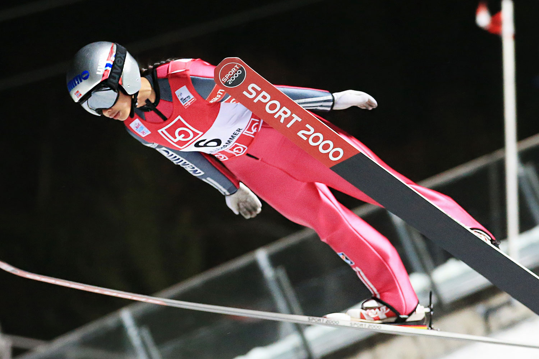 Norwegische Skispringerin Tot