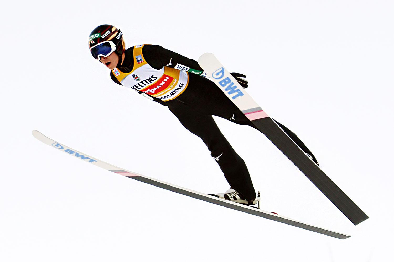 Engelberg Skispringen