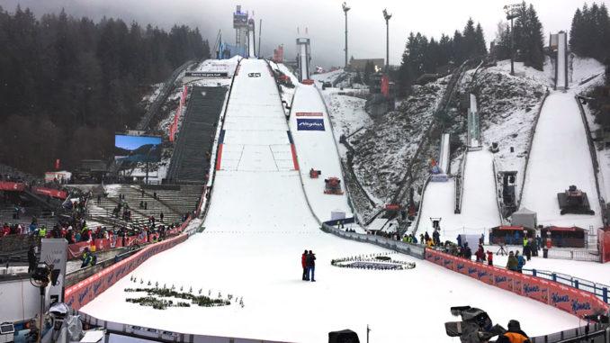Skispringen Oberstdorf