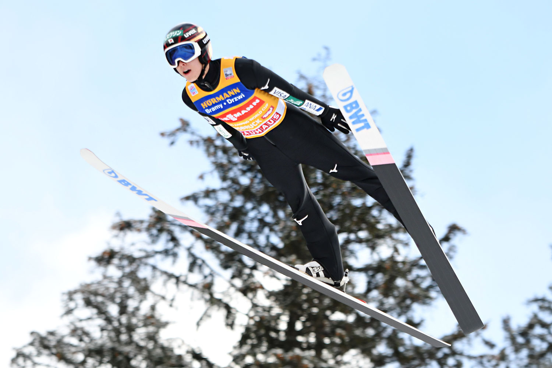 Qualifikation Innsbruck Skispringen