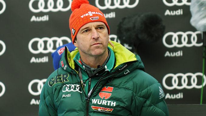 Werner Schuster Skispringen