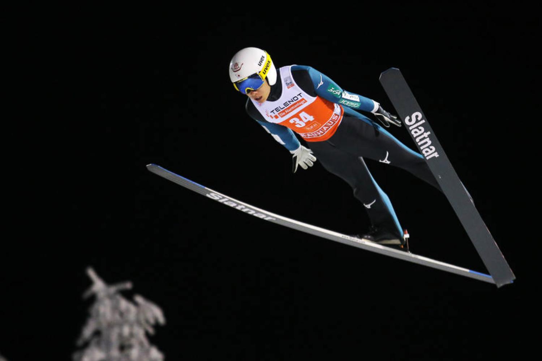 Skispringen Sapporo 2021