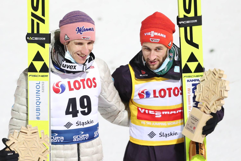 Deutscher Doppelsieg: Markus Eisenbichler gewinnt Weltcup-Auftakt in Wisla vor Karl Geiger - skispringen.com