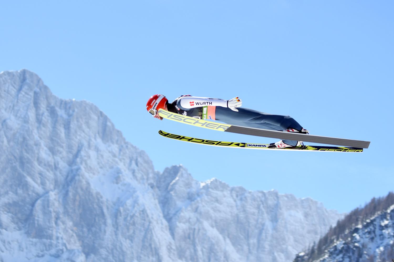 Diese sechs DSV-Skispringer bestreiten die Skiflug-WM in ...