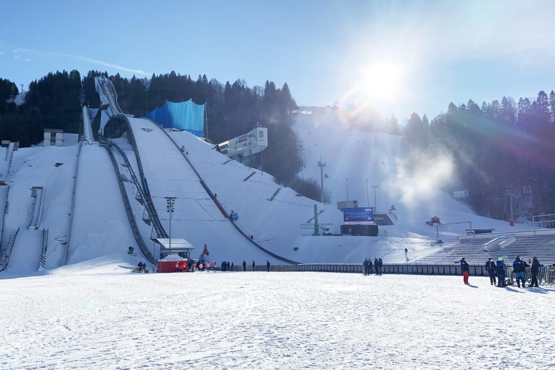 Wie Ist Das Wetter In Garmisch Partenkirchen