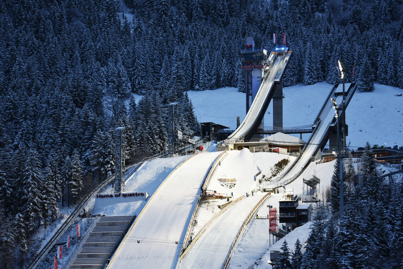 Event-Übersicht: Nordische Ski-WM 2019 in Seefeld / Innsbruck - skispringen.com - skispringen.com