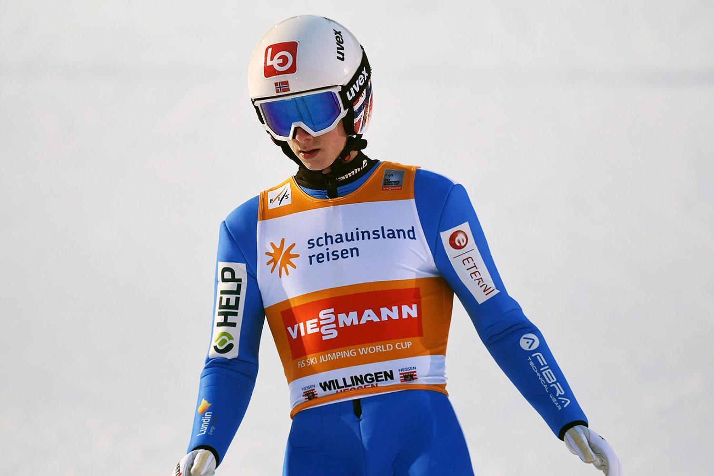 Positiver Corona-Test: WM für Halvor Egner Granerud vorbei - skispringen.com - skispringen.com