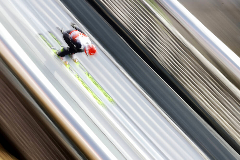 LIVE: Erstes WM-Training der Skispringer auf der Großschanze in Oberstdorf - skispringen.com