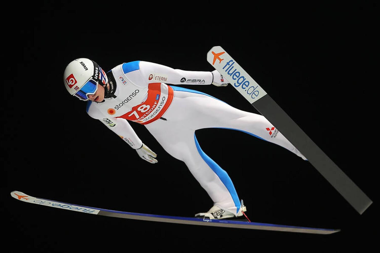 Sieg in der WM-Qualifikation: Halvor Egner Granerud macht sich in Oberstdorf zum Top-Favoriten - skispringen.com - skispringen.com